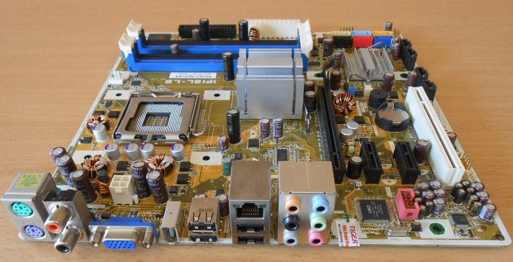 Asus IPIBL-LB Rev 1.01 HP Benicia 492774-001 Mainboard Sockel 775 G33