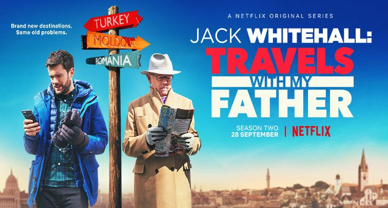 Jack Whitehall's Travels With My Father | Tiger Aspect Productions