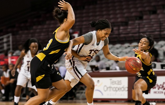 Williams Named SWAC Women's Basketball Player of the Week