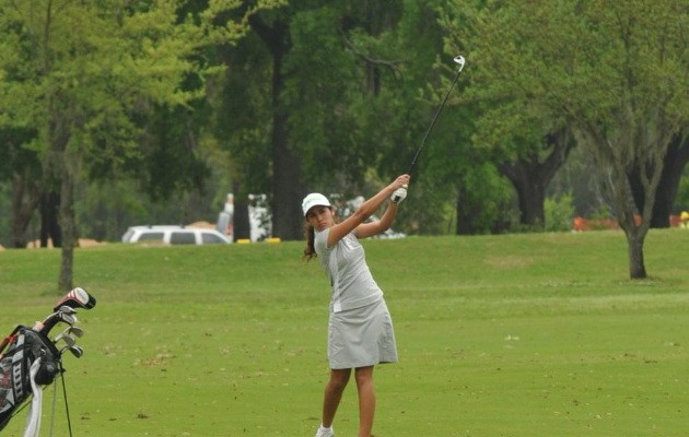 Rivera Wins first Golf Tournament of the Season