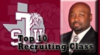 Texas Southern's 2014 Recruiting Class ranked 9th in among HBCU FCS programs. …read more Read more here: TSUBall.com