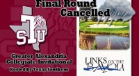 The final round of the Texas Southern Greater Alexandria Collegiate Invitational golf tournament was cancelled because of bad weather. …read more Read more here: TSUBall.com