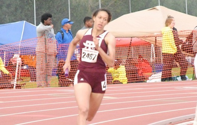 McGowan Leads Lady Tigers on Final Day of the TSU Relays