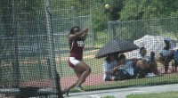 The Texas Southern Lady Tigers are in third place after the first day of competition in the 2014 SWAC Outdoor Track and Field Championships. …read more Read more here: TSUBall.com