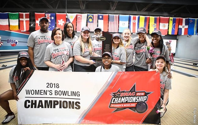 Bowling Flashback: TSU claims 2018 SWAC Bowling Championship Title