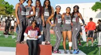 Texas Southern University hosted the 67th Annual TSU Relays on Friday and Saturday and once again several Lady Tigers posted impressive performances Courtesy: TSUSports.com