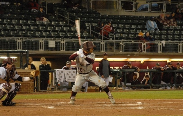 Tigers Baseball Falls to #24 Ranked Texas A&M