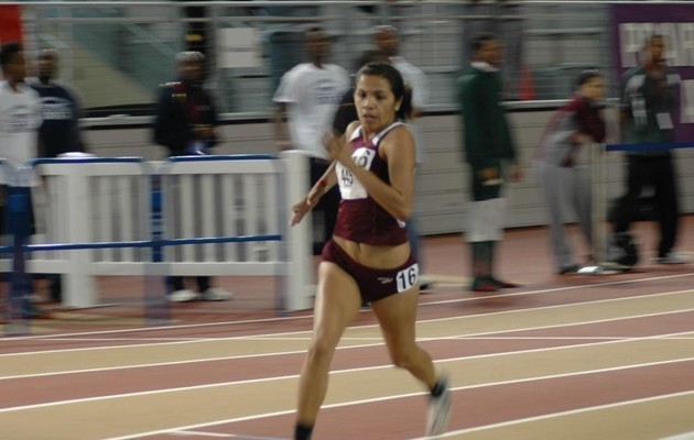 Naranjo Leads Lady Tigers in First Day of SWAC Track and Field Championships