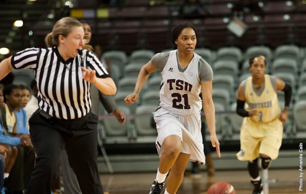 Sidney, Williams Named to Women's All-SWAC Teams