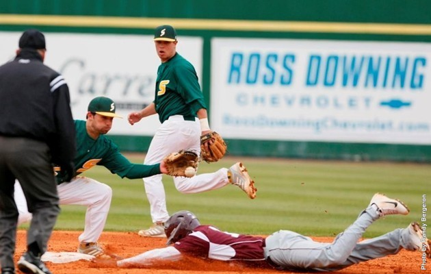 Tigers Baseball vs Southeastern Louisiana