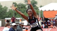 Texas Southern University Lady Tigers track and field team member Terralyn Johnson participated in the NCAA West Preliminary Round Read more here: TSUBall.com Related posts: TSU's Johnson Wins SWAC Indoor […]