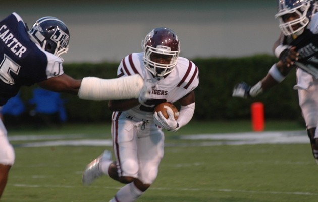 Tigers take Tough Loss at Jackson State