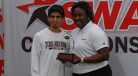 Brian Alvarado was the top finisher for the Tigers in the 2013 SWAC Cross Country Championship. …read more Read more here: TSUBall.com Related posts: Tigers Deliver some Christmas Joy to […]
