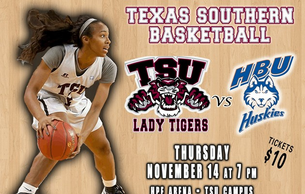 Parker and Sidney lead the way as TSU defeats HBU 82-70 at H&PE Arena