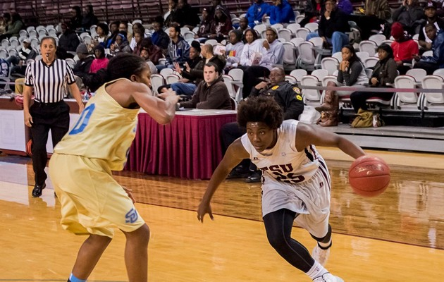 TSU's Parker garners SWAC Player of the Week honors