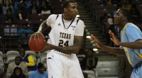 The Southwestern Athletic Conference has selected Texas Southern University center Aaric Murray as its SWAC Men's Basketball Player of the Week for January 28. …read more Read more here: TSUBall.com […]