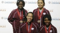Texas Southern won 15 medals during the 2014 Southwestern Athletic Conference Indoor Track and Field Championships. …read more Read more here: TSUBall.com Related posts: Williams Claimed the Tigers' First Gold […]
