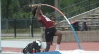 Jawalyn Brooks led the team with his first place finish in the pole vault. …read more Read more here: TSUBall.com Related posts: No related posts.