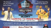 Texas Southern University (TSU) is proud to be selected as Houston's host institution for Gridiron Glory …read more Related posts: No related posts.