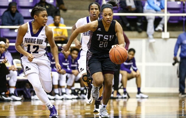 Lady Tigers clinch a SWAC top four finish with 53-39 win at Alabama A&M