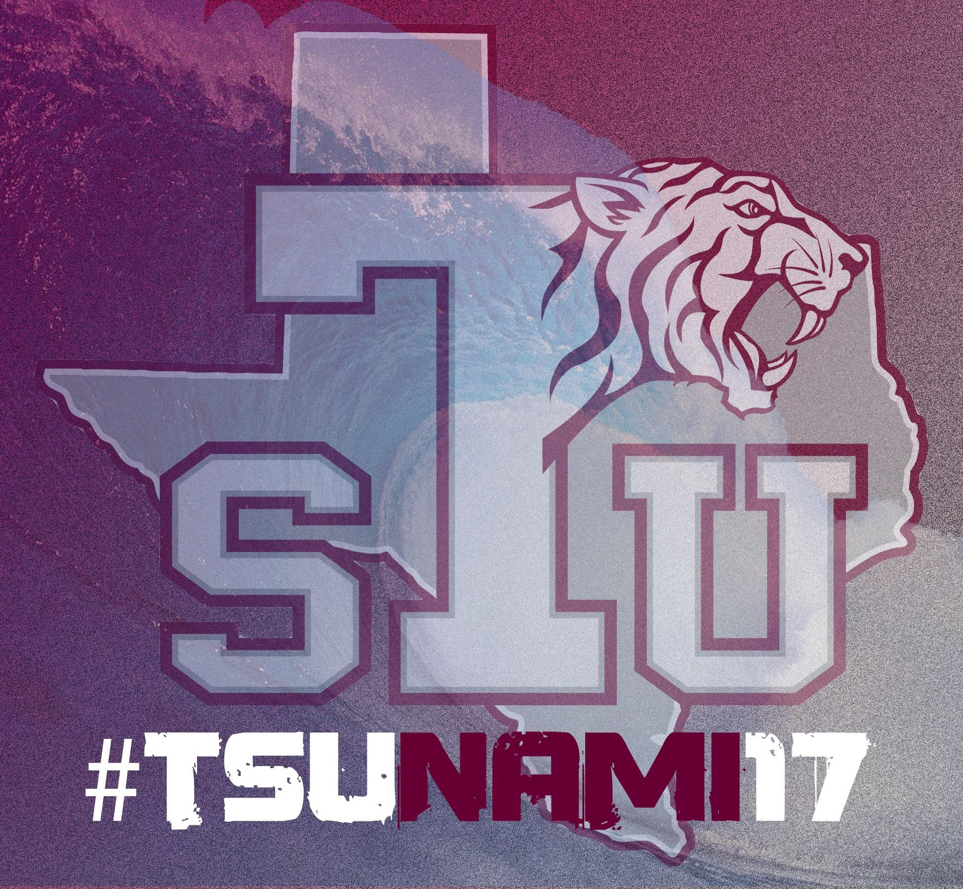 Texas Southern Football #TSUNAMI17