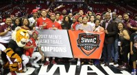 Texas Southern fought off a late Alcorn State charge to win its third Southwestern Athletic Conference …read more Related posts: Tigers Basketball Claims SWAC Regular Season Championship Tigers defeat Alcorn […]