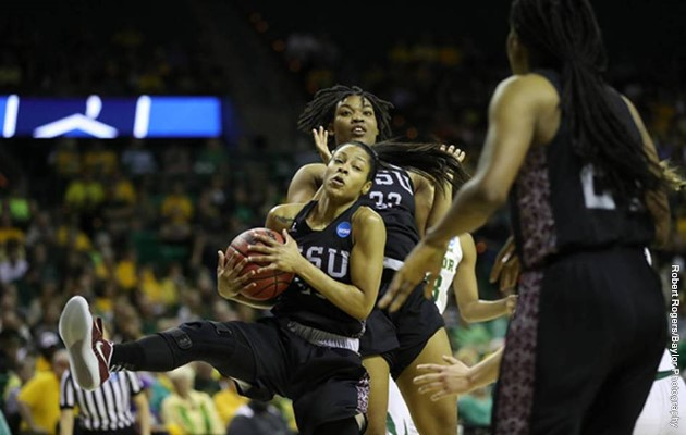 Lady Tigers' historic season ends at Baylor