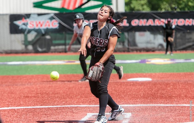Lady Tigers win SWAC West Division with doubleheader split