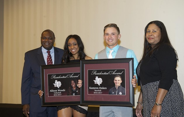 Texas Southern host Annual Athletics Banquet