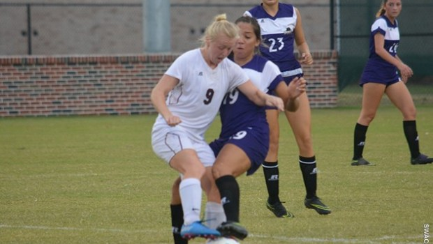 Lady Tigers honor Hayward and Turner on Senior Day; travel to Howard this Friday. …read more Related posts: Lady Tigers win SWAC West Division with doubleheader split Three first-half goals […]