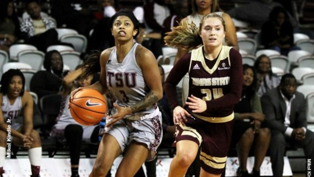 Junior guard climbs to 14th on school's career scoring list; Lady Tigers head to El Paso for next two games. …read more Related posts: Lady Tigers win 64-58 in Puerto […]