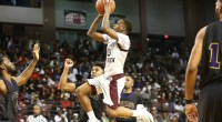 The Texas Southern Tigers claimed their third consecutive victory at home in front of an energetic crowd …read more Related posts: Tigers close out PVAMU in triple overtime Texas Southern […]