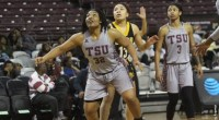 Lady Tigers return to the road for their next three; face Alabama A&M on Saturday. …read more Related posts: Lady Tigers defeat Alabama State 68-54, will face Grambling for SWAC […]