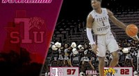 The Texas Southern Tigers closed out the first half of league play with a convincing 97-82 win on the road versus Alabama State …read more Related posts: Tigers move closer […]