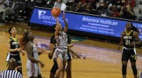 TSU swats Lady Hornets 70-42; Joyce Kennerson becomes the Lady Tigers' NCAA-era career scoring leader, No. 2 overall. …read more Related posts: Lady Tigers turn away Alabama State 52-48 Lady […]