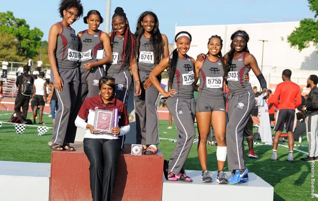 Women's Track and Field Flashback: Lady Tigers shine at 67th Annual TSU Relays