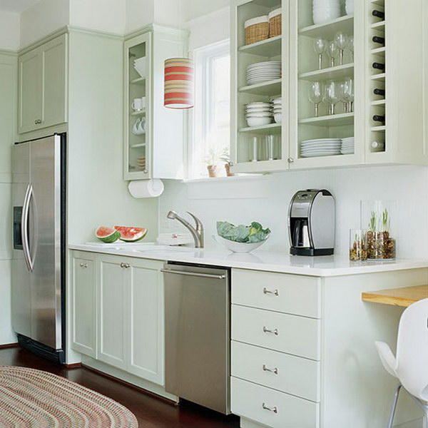 83 Cool Kitchen Cabinet Paint Color Ideas Page 52 Tiger Feng