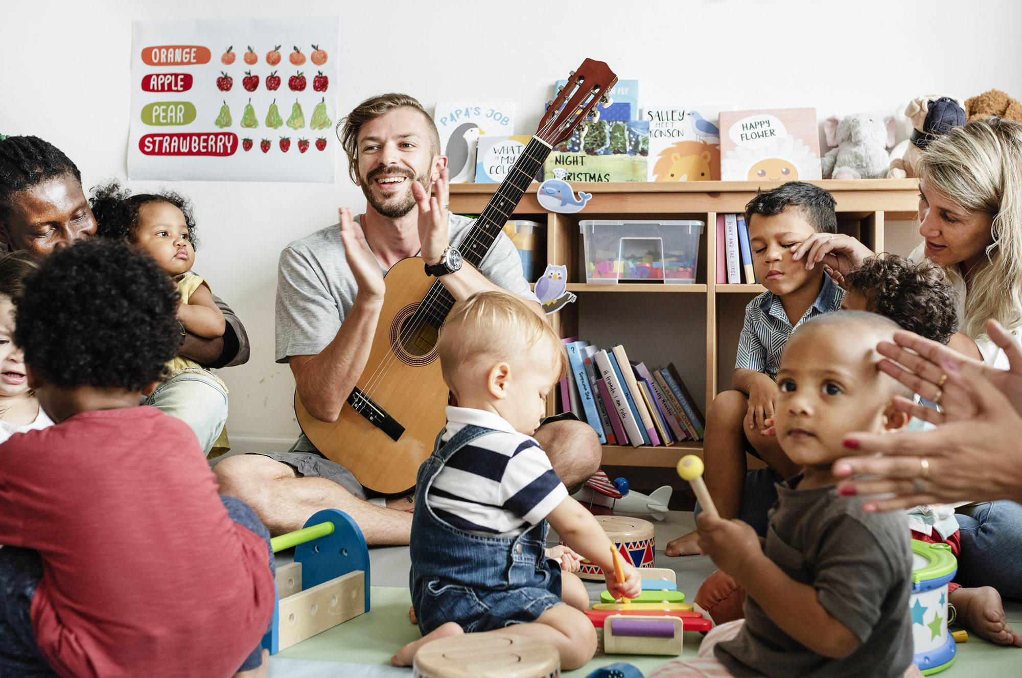 NAEYC 10 program standards serves as a guide to help parents choose the right preschool program