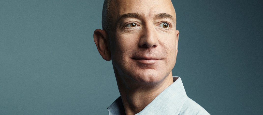 What a Time To Be a Tiger! by Jeff Bezos