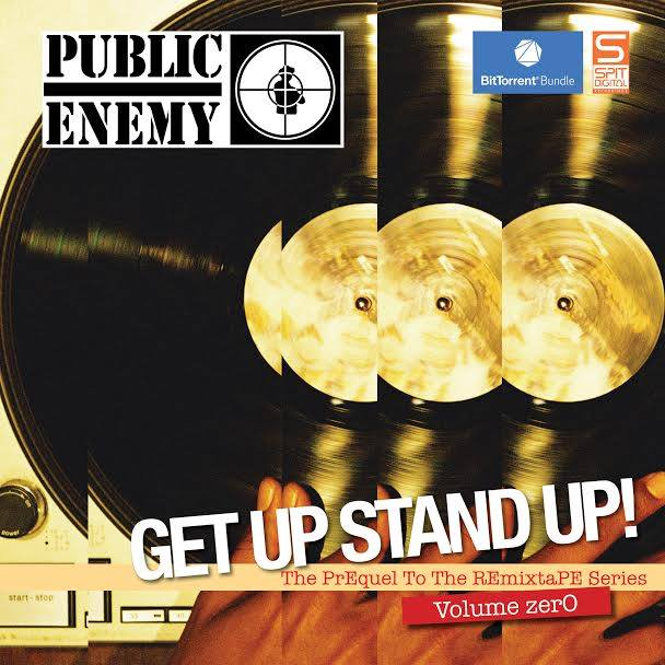 Public Enemy - Get Up Stand Up!