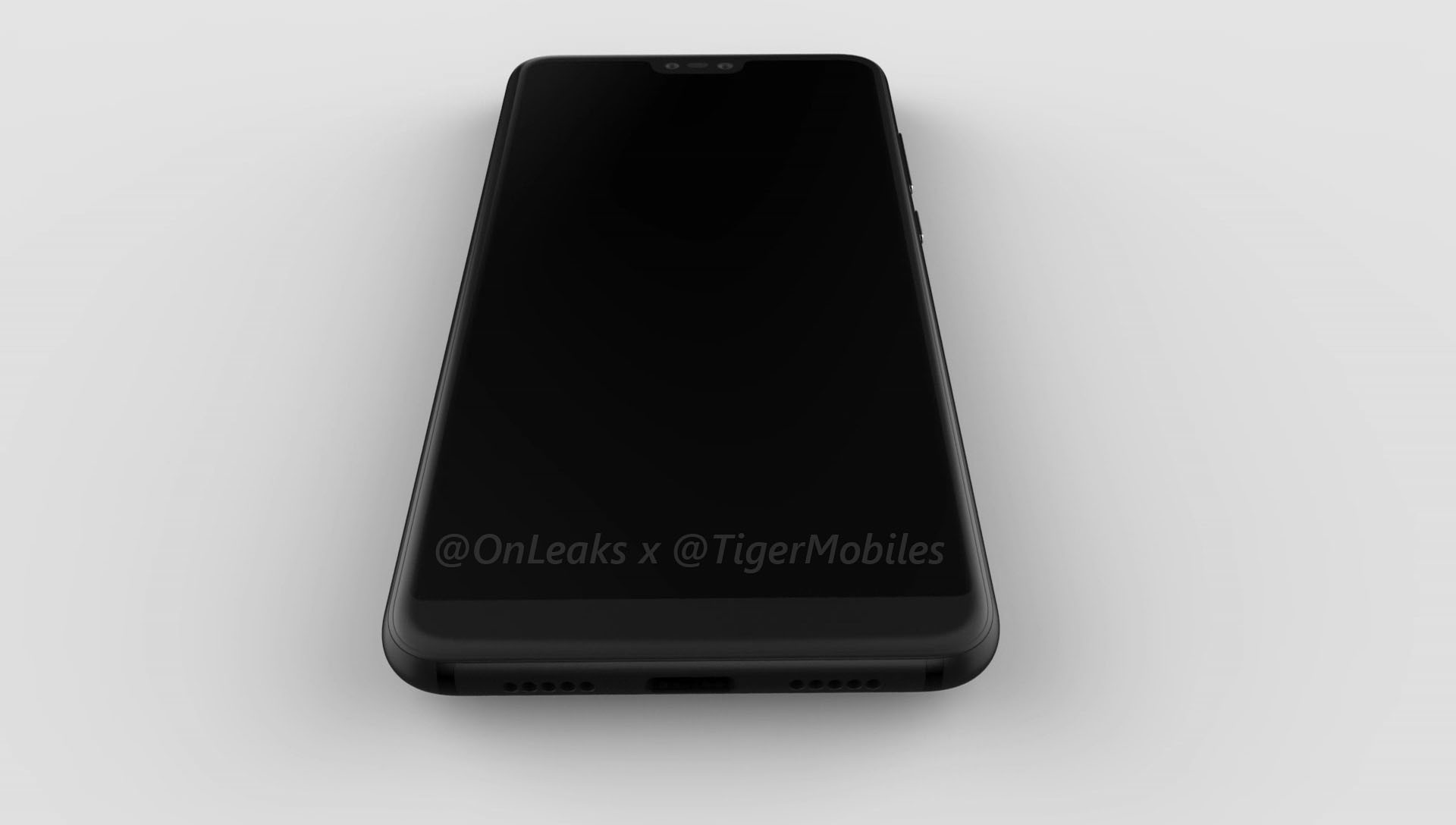 Trendy Techz Huawei P20 Plus CAD Renders