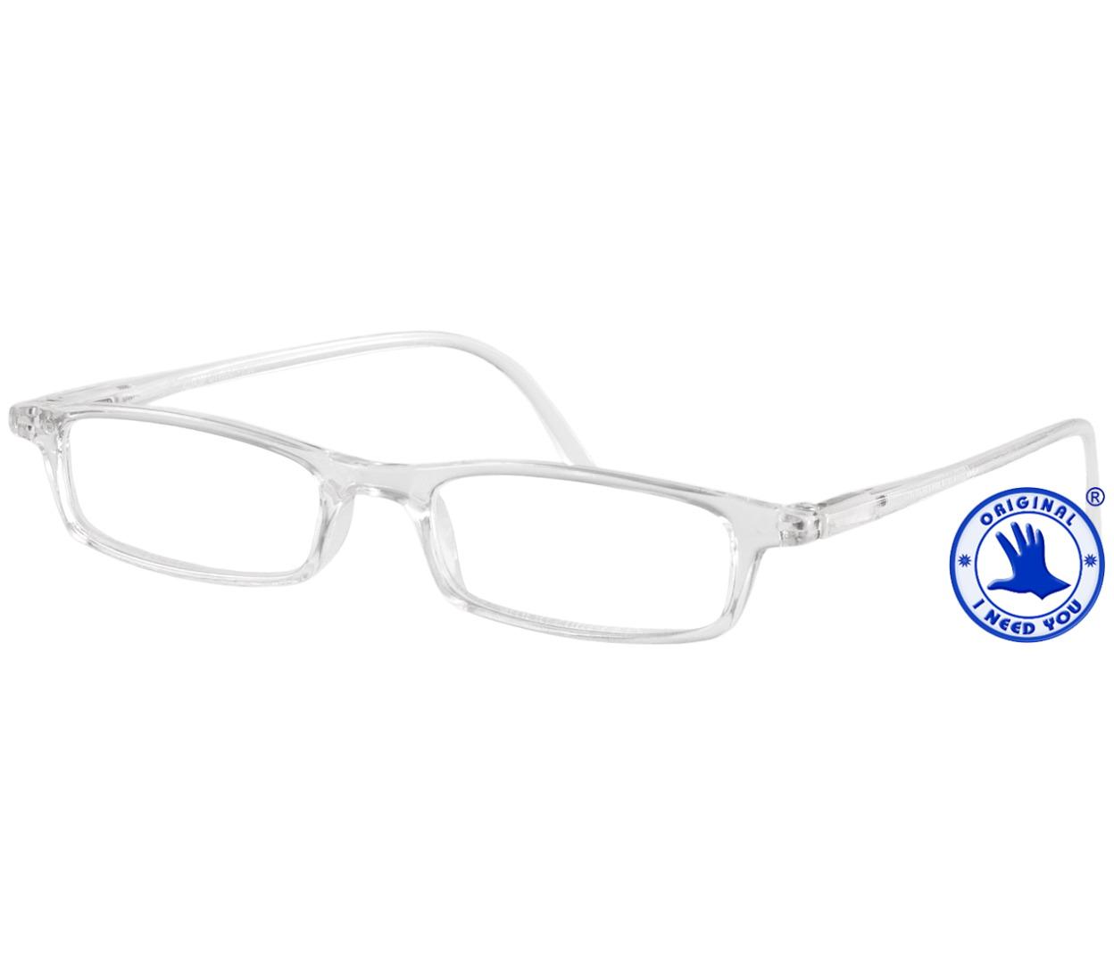 Adam (Clear) Reading Glasses - Tiger Specs
