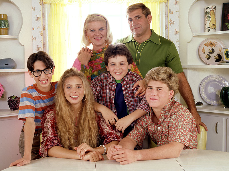 Image result for the wonder years cast