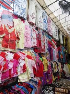 Hong Kong Ladies Market chong sams