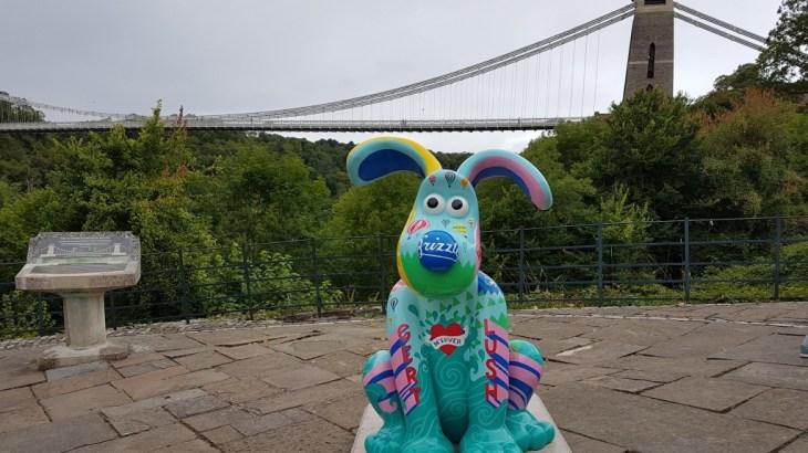 bristol hound bridge view