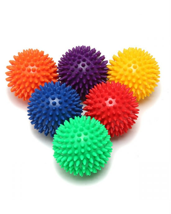 LEVITY Premium Fitness Spiky Trigger Ball - Tights.no