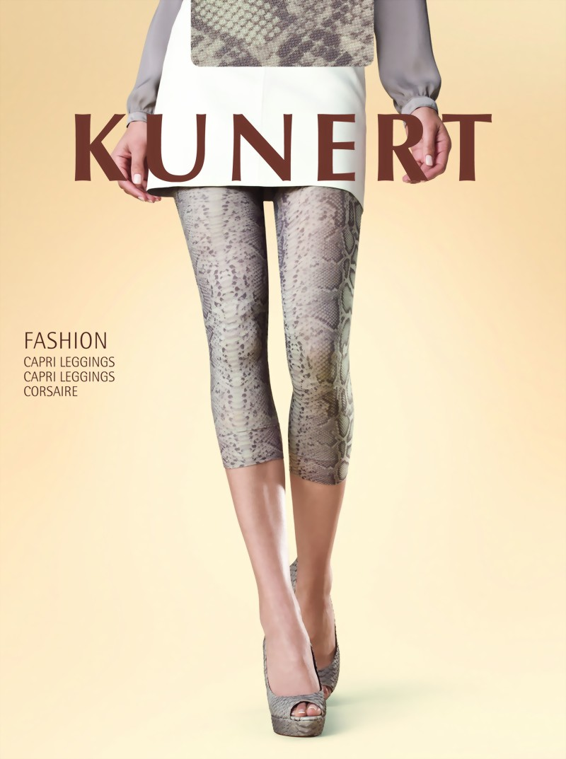pattern leggings Snake