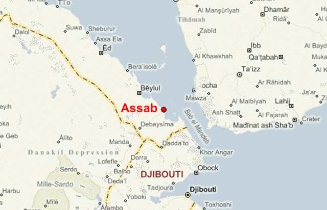 Image result for assab port