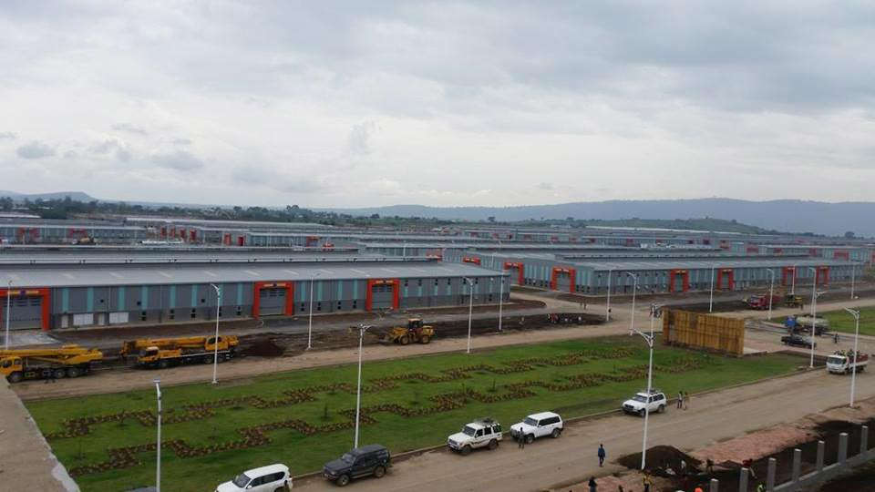 Mekelle Industrial Park Inaugurated today?rel=0