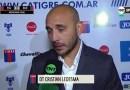 """Cristian Ledesma: """"Hubo unos minutos en que han pasado cosas raras"""""""